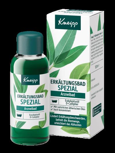 Kneipp®  Erkältungsbad spezial - 100 ml