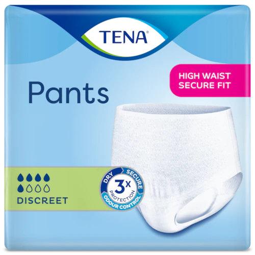 TENA® Pants Discreet - 5 Tropfen Gr. M 12 Stück