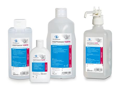 ASEPTOMAN® FORTE - 1 L Flasche