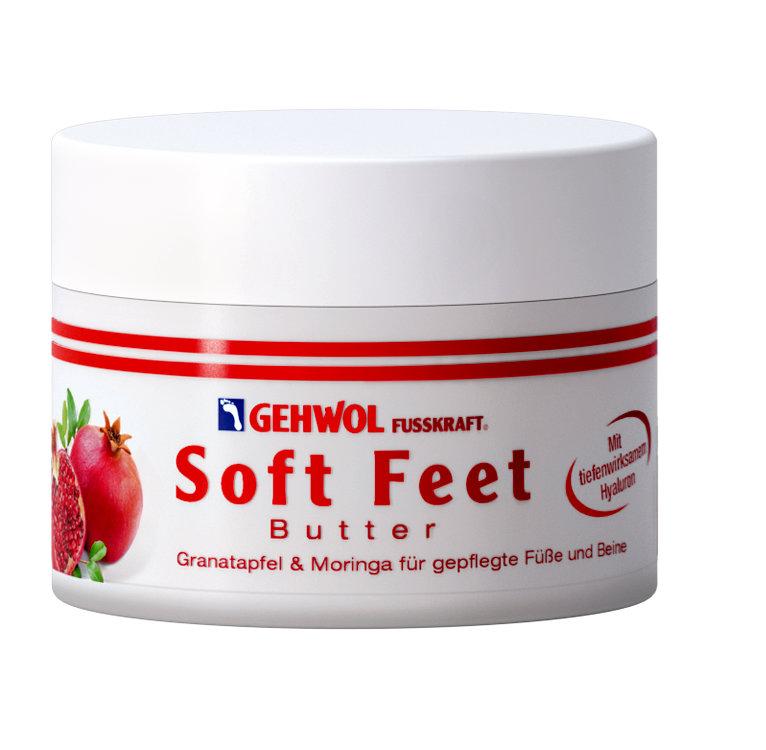 GEHWOL FUSSKRAFT® Soft Feet - Granatapfel & Moringa 100 ml