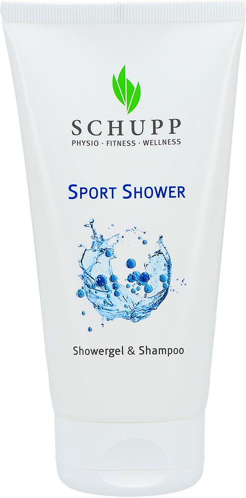 Schupp Showergel & Shampoo SPORT SHOWER - 150 ml