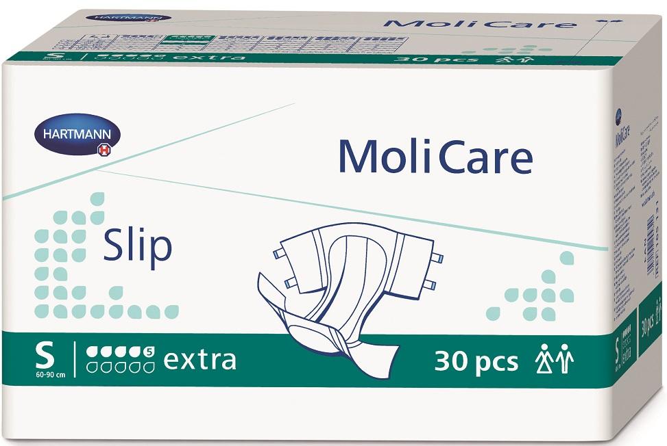 MoliCare® Slip - Extra (5 Tropfen) Gr. 1 Small 30 Stück