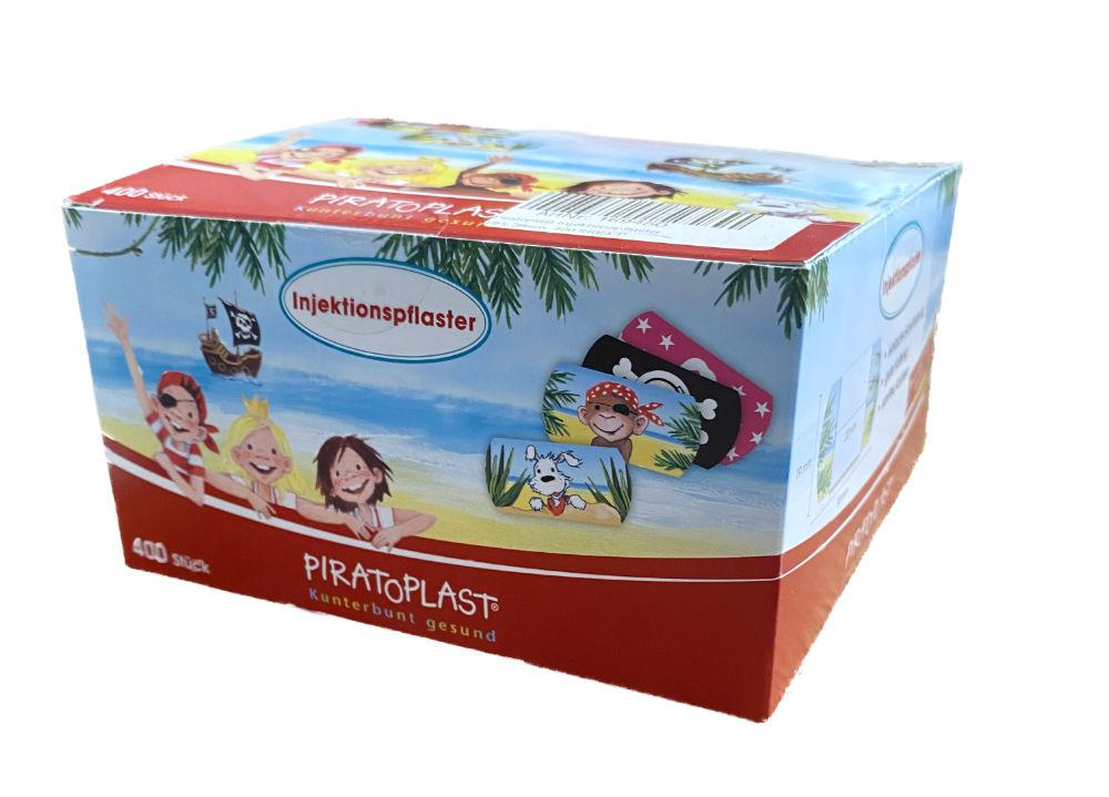 Piratoplast®  Injektionspflaster - 400 Stück