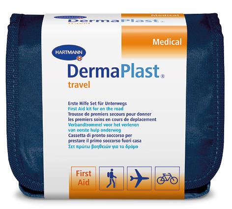 DermaPlast® Medical Erste-Hilfe-Set travel -  groß