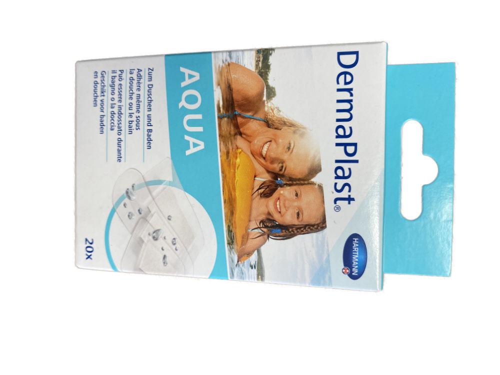 DermaPlast® AQUA Pflaster - 20 Stück